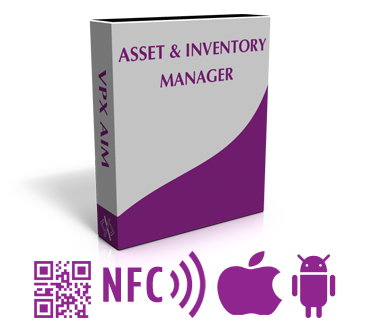 QR Code NFC Asset Tracking and Inventory Manager